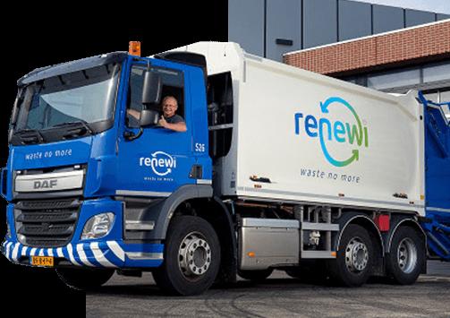 Renewi Truck